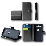 Für Google Pixel 3 XL Tasche Wallet Premium Schwarz Schutz Hülle Case Cover Etui Neu Zubehör