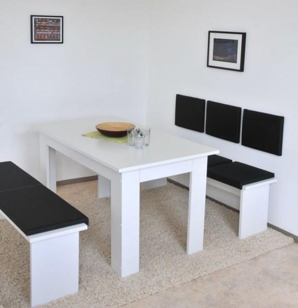 xxl klemm kissen sitz kissen f r sitz bank kunstleder. Black Bedroom Furniture Sets. Home Design Ideas