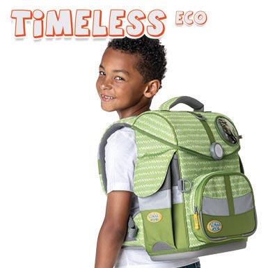School Bag TIMELESS