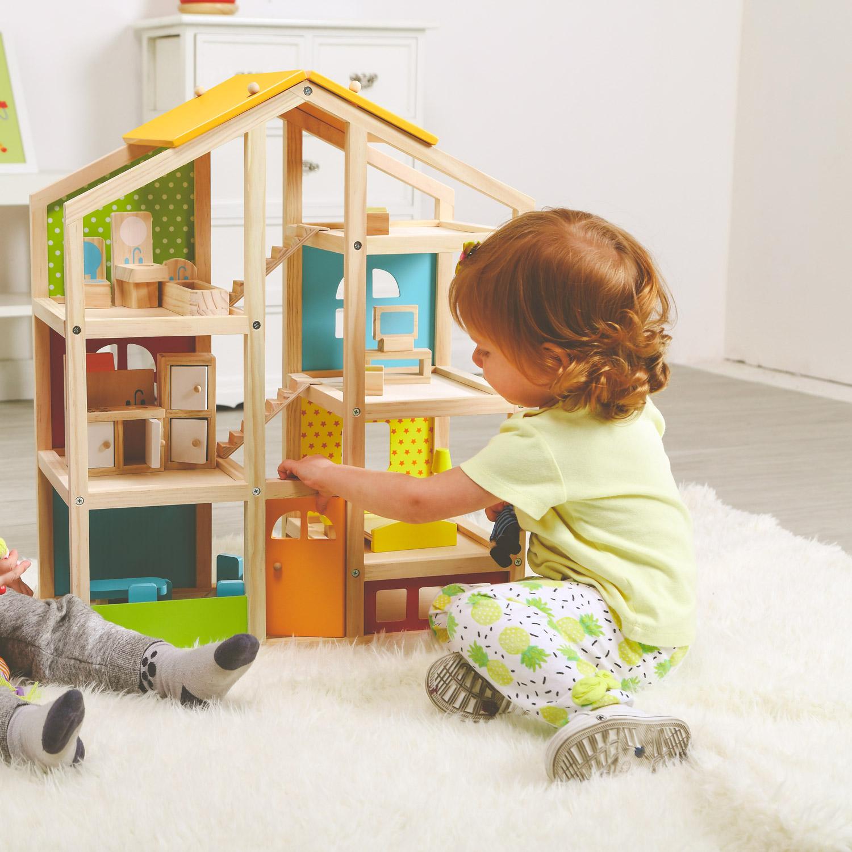 Puppenhaus - groß