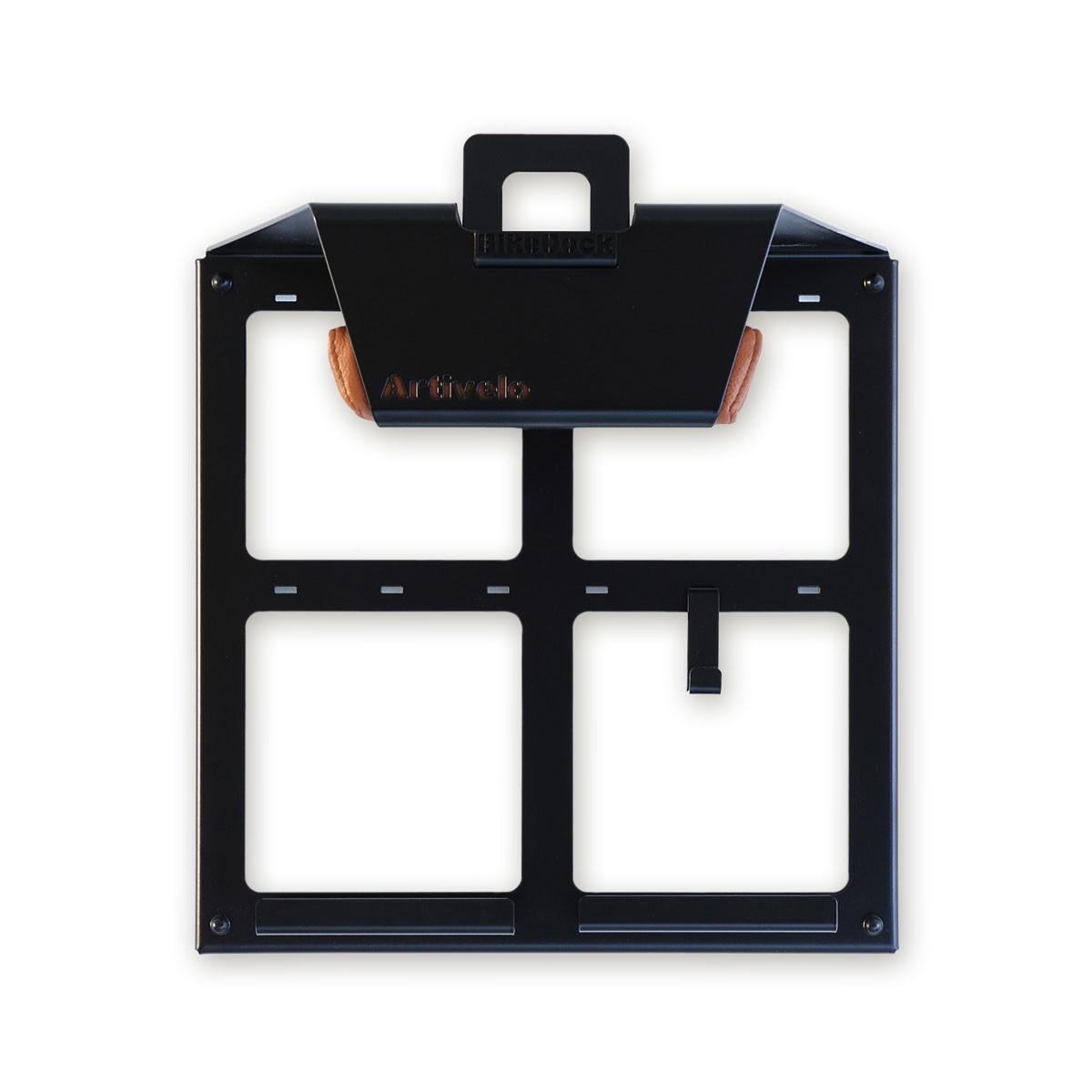 BikeDock Loft, schwarz – Bild 1