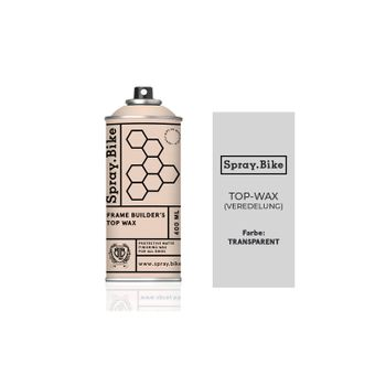 SPRAY.BIKE 400 ML P&F - Top Wax
