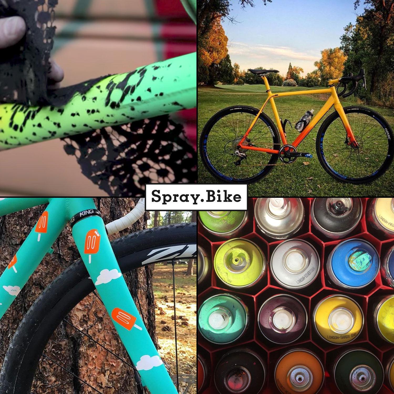 Fahrrad Lack Spray - Klarlack Transparentes Finish, 400ml - zur Veredelung (Glanzlook) – Bild 3