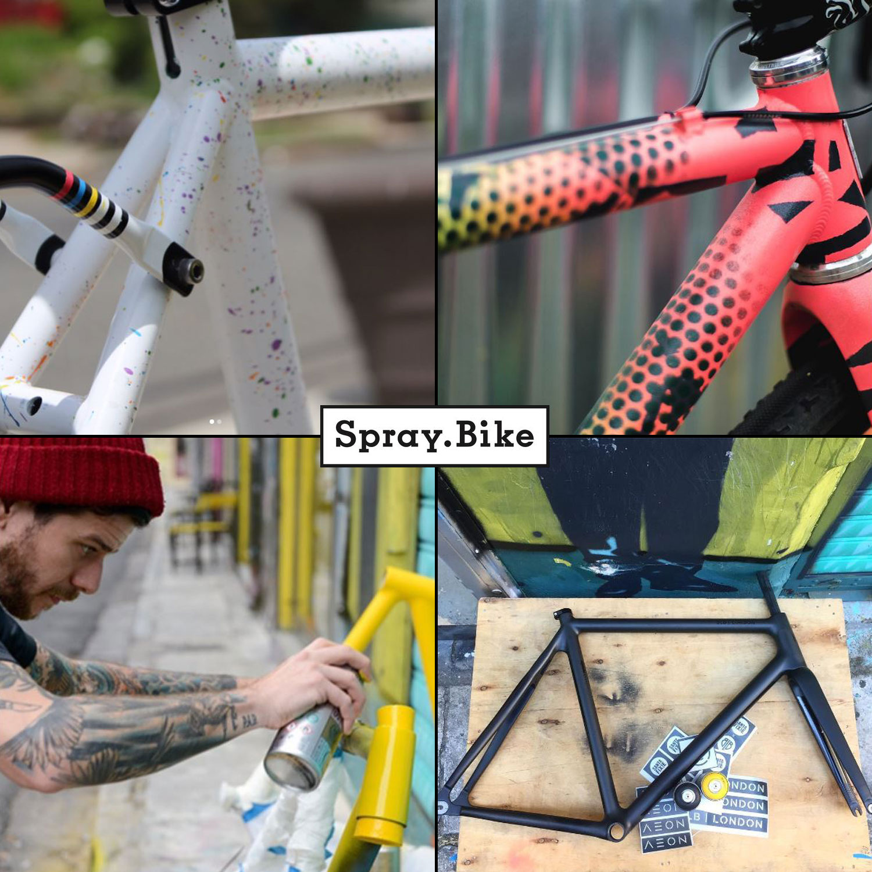 Fahrrad Lack Spray - Klarlack Transparentes Finish, 400ml - zur Veredelung (Glanzlook) – Bild 2