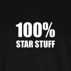 100% STAR STUFF