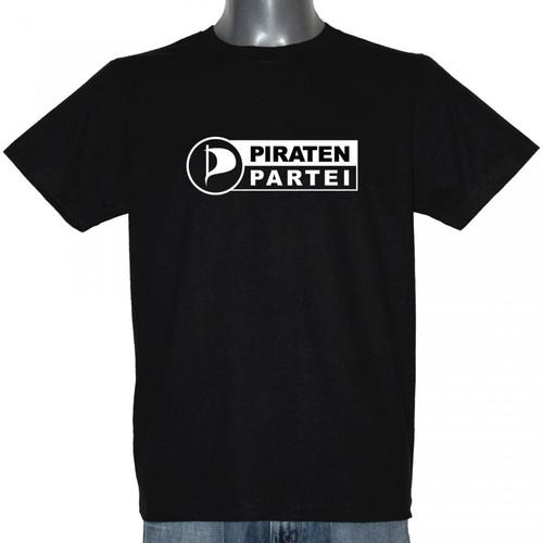 Piratenpartei Logo-Groß