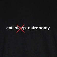 eat. sleep. astronomy
