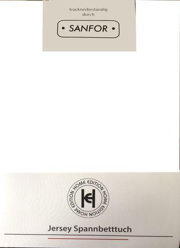 Spannbettlaken Jersey 100x200cm 100% BW verschiedene Farben – Bild 12