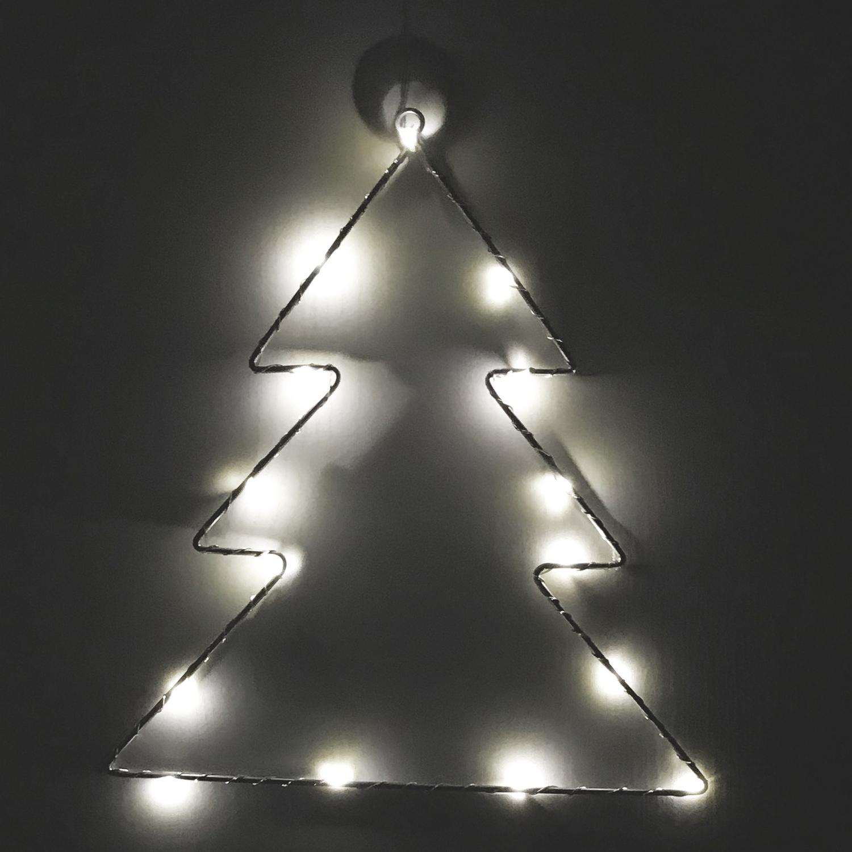 Tannenbaum Led.Led Weihnachts Tannenbaum Metall H30xb26 5cm