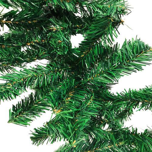 2 Stück Tannengirlande / Künstliche Weihnachtsgirlande 270cm – Bild 2