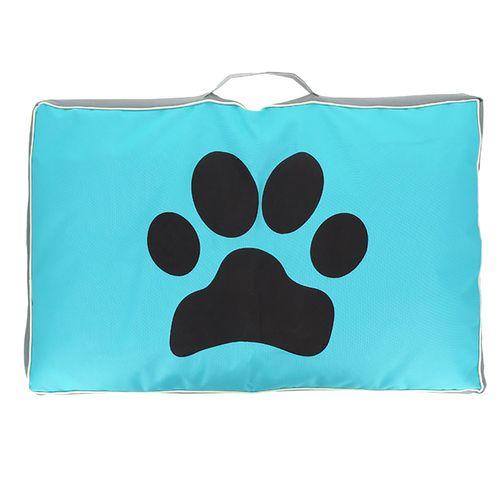 Hundebett / Kissen Blau 65x100x6cm