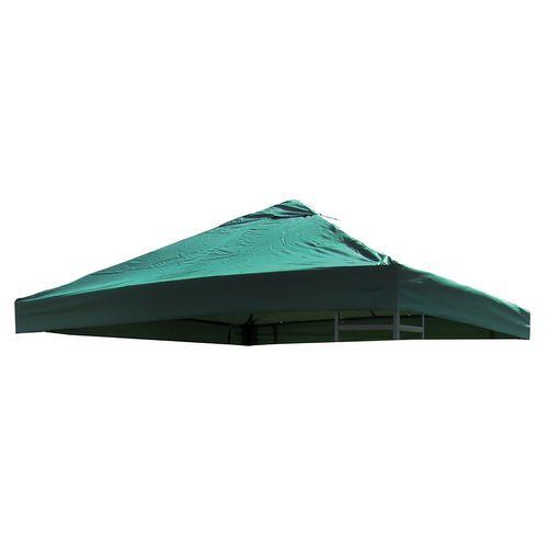 Universal Ersatz Dach für Pavillon 3x3 Meter Grün