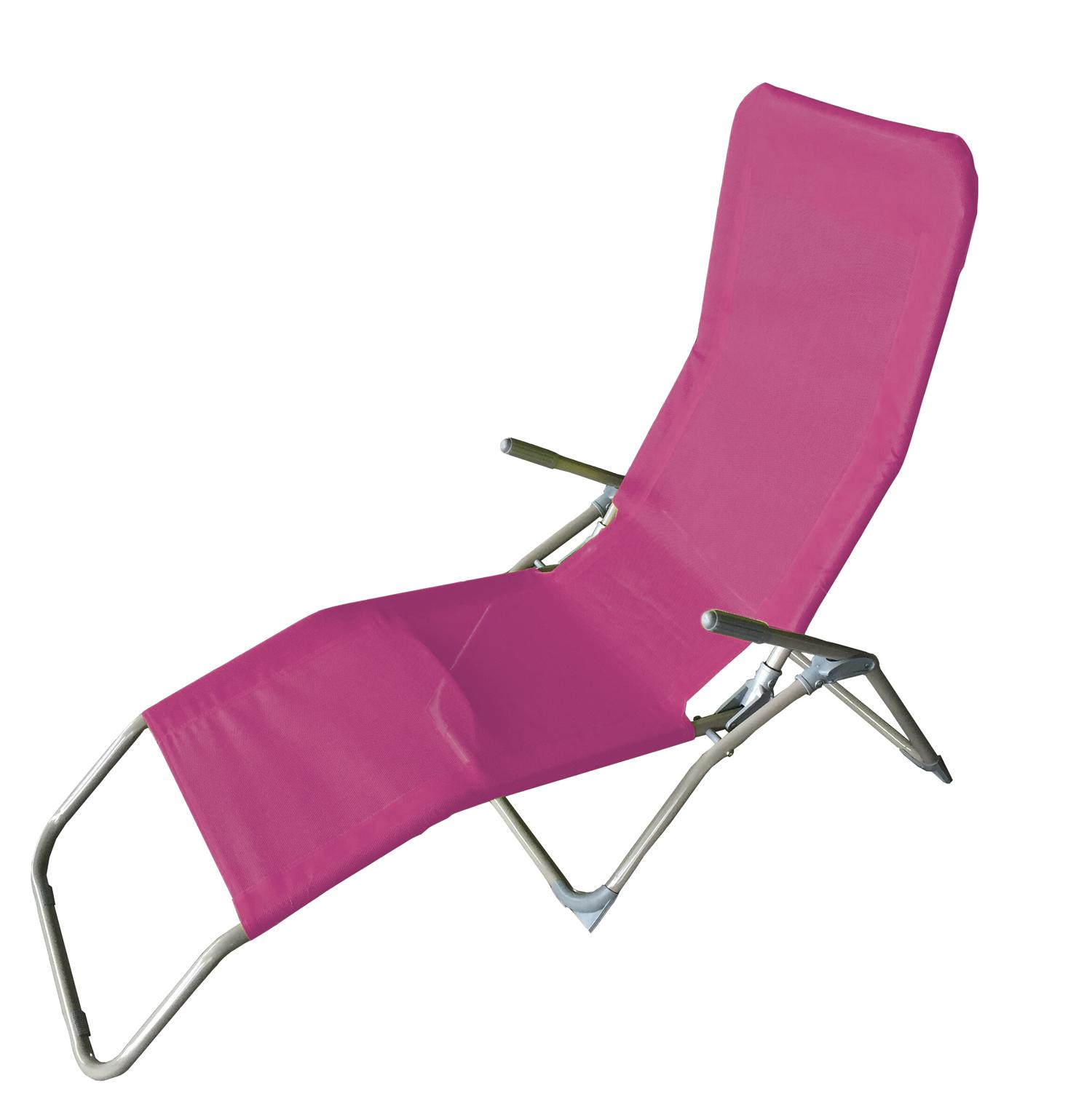 Sonnenliege Strandliege Pink Mojawode Livestyle Und Wohndekoration