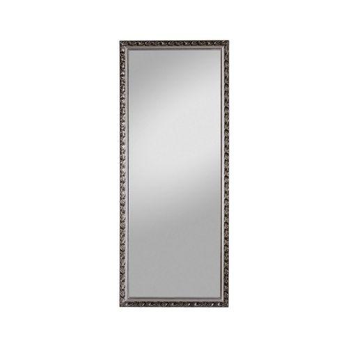 Exklusiver Rahmen-Wandspiegel silberfarben 70x170cm  – Bild 1