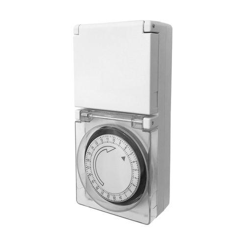 Außen Zeitschaltuhr mit Timer 24 Std Einstellung – Bild 1