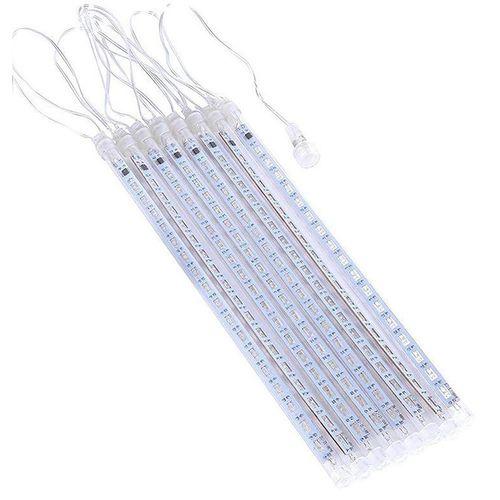 Meteor Lichter / Lichterkette innen & außen 360 LED 12 Stangen jede 45 cm – Bild 2