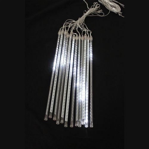 Meteor Lichter / Lichterkette innen & außen 360 LED 12 Stangen jede 45 cm – Bild 1