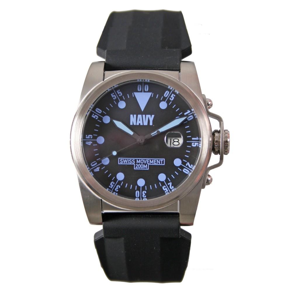 United States Navy Herren Armbanduhr  WA041101A
