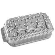 """Nordic Ware Backform """" Lebkuchen Familie """" für ein leckeres Adventsbacken"""
