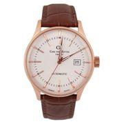 Carl von Zeyten Black Forest Edition Automatik Herren Armbanduhr Russ CVZ0004RWH