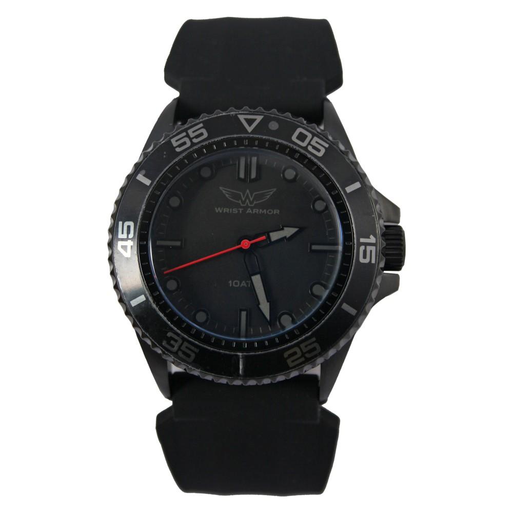 Wrist Armor Herren Militär Armbanduhr mit Silikonband 37WA060501A