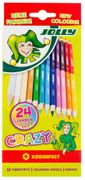 JOLLY Superstick Crazy - Neue Farben, 12er-Kartonetui