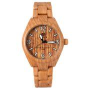 Marea Woodlook L Unisex Armbanduhr in Holz Optik B35296/2