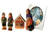 Krebs Glas Lauscha - Märchenset - verschiedene Märchenfiguren - mundgeblasen und handdekoriert - Made in Germany – Bild 6