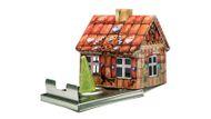 KNOX - Räucherhaus aus Metall - verschiedene Motive der Jahreszeiten – Bild 24