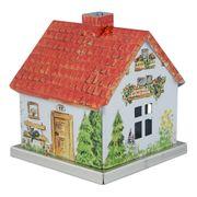 KNOX - Räucherhaus aus Metall - verschiedene Motive der Jahreszeiten – Bild 2