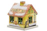KNOX - Räucherhaus aus Metall - verschiedene Motive der Jahreszeiten – Bild 18