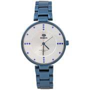 Marea Classy Damen Uhr mit Edelstahlarmband und Zirkonia  B54095/3