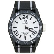 Marea Herrenuhr Color mit Neopreno - Nylon Armband B35222/53
