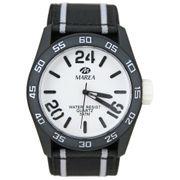 Marea Herrenuhr Color mit Neopreno - Nylon Armband B35222/53