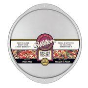 Wilton Pizza Pfanne aus hochwertigem Stahl zur gleichmäßigen Verteilung der Hitze und mit einer Antihaft-Beschichtung 31,1 cm