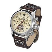 Carl von Zeyten Black Forest Edition Automatik Herren Armbanduhr Wutach CvZ0025CR - Made in Germany