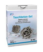 CREARTEC Tauchbeton-Set 350g - Kreativset - Bastelset - Made in Germany