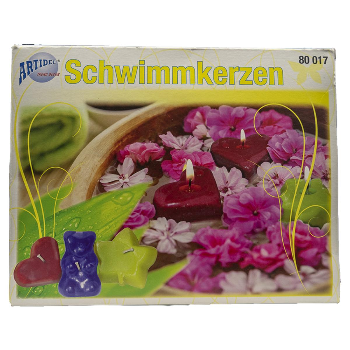 CREARTEC Kerzen selber machen  Sets - Bienenwachskerzen Gel Kerzen Teelichter Pyramidenkerzen - Made in Germany