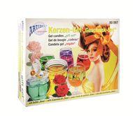 CREARTEC Kerzen selber machen  Sets - Bienenwachskerzen Gel Kerzen Teelichter Pyramidenkerzen - Made in Germany – Bild 10