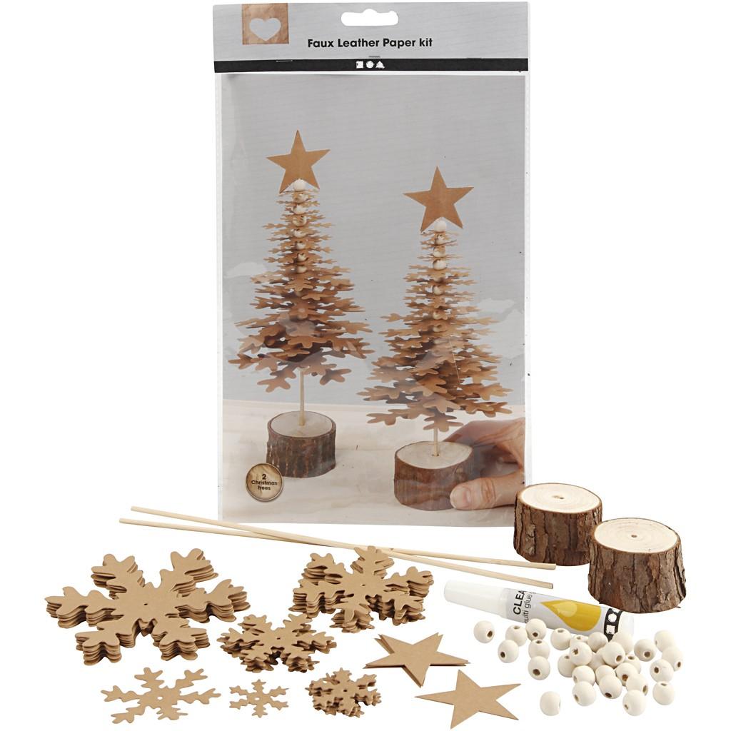 Details Zu Creativ Company Materialset Bastelset Weihnachten Dekoration Winter Basteln