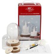 Creativ Company Materialset Bastelset Weihnachten - Dekoration Winter basteln – Bild 14
