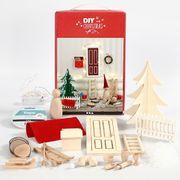 Creativ Company Materialset Bastelset Weihnachten - Dekoration Winter basteln – Bild 9