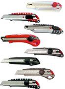 NT-Cuttermesser für schwere Schneidearbeiten Metallführung Kunststoff Aluminium – Bild 1