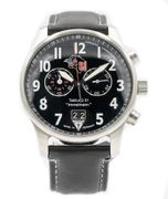 Junkers Chronograph Herren Flieger Uhr Limited Edition Luftwaffengeschwader 51 Immelmann 3666-1 - Made in Germany 001