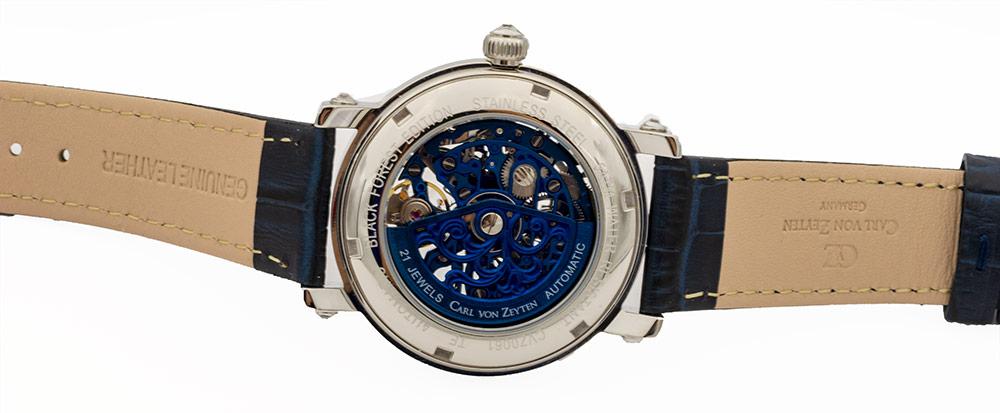 Zeyten Armbanduhr Germany Cvz0061bl Damen Made Carl In Automatik Von Wolfach bmIf6Yy7gv