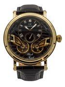 Carl von Zeyten Black Forest Edition Automatik Herren Armbanduhr Brandenberg CvZ0017GBK - Made in Germany 001