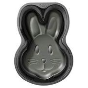 """Wilton - 3D Backform """"Hasenkopf"""" - Osterbackform in Form eines Hasenkopfes - ideal für z.B. Torten / Kuchen"""