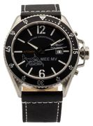 Iron Annie Automatik Limited Edition  Maritime Einsatzeinheit MEE MV Herrenuhr 5131-2 – Made in Germany