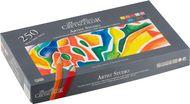 Cretacolor Studio Farbstifte wasserfest 250 Stk. Buntstifte 10 Farben leuchtend