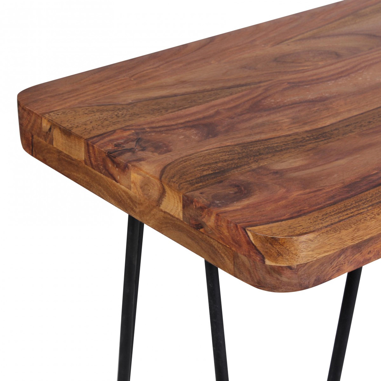Esszimmer Sitzbank Bagli Massiv Holz Sheesham 160 X 45 X 40 Cm Holz